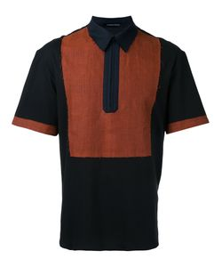 Consistence | Raw Edge Polo Shirt