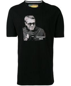 Barbour   Steve Mcqueen Portrait T-Shirt