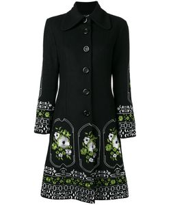 Dolce & Gabbana | Vintage Flower Embroide Coat Large