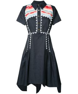 Peter Pilotto | Navajo Shirt Dress