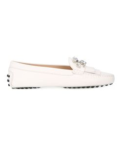 Tod'S | Stoned Trim Loafers 38
