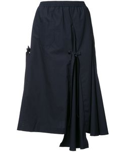 RENLI SU | A-Line Skirt Small Cotton