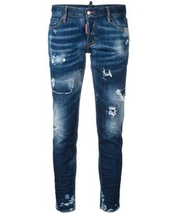 Dsquared2 | Jennifer Jeans 38 Cotton/Elastodiene