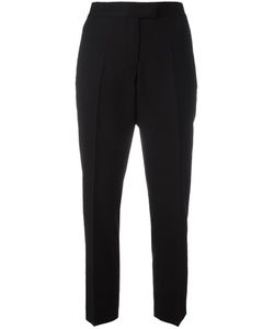 PS PAUL SMITH | Ps By Paul Smith Cropped Trousers 44 Wool/Acetate/Viscose