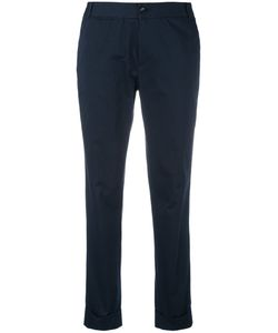 A.P.C. | A.P.C. Adele Pinstriped Cropped Trousers