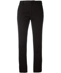 Saint Laurent | Cuffed Chinos 28 Cotton/Spandex/Elastane