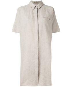 Nehera | Платье-Рубашка С Открытой Спиной