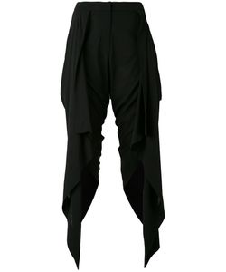 Gareth Pugh | Draped Panel Trousers