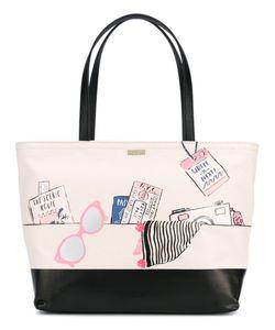 Kate Spade   Printed Tote Bag
