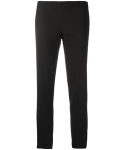 Brunello Cucinelli | Slim-Fit Cropped Trousers 44 Cotton/Spandex/Elastane