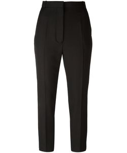 Haider Ackermann | Drawstring Cropped Trousers 40 Virgin Wool/Cotton