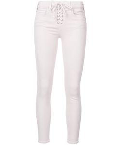 McGuire Denim | Lace Up Skinny Jeans Women
