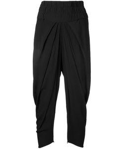 KITX   Draped Cropped Trousers 6 Viscose
