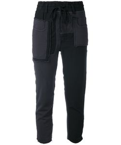 Haider Ackermann | Cropped Patch Trousers