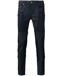 Diesel Black Gold | Zip Patch Jeans