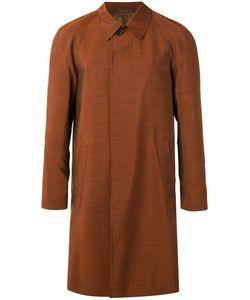 Pal Zileri | Straight Buttoned Coat
