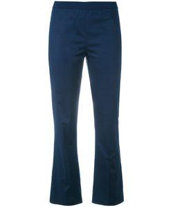 Twin-set | Fla Trousers 38 Cotton/Spandex/Elastane