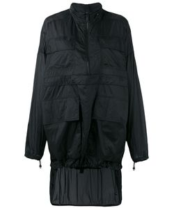 Vera Wang | High Low Parka Size