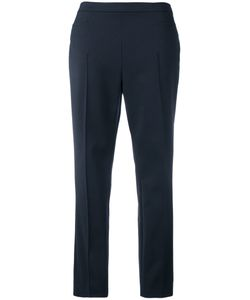 Akris Punto | Cropped Straight Leg Trousers Size 38