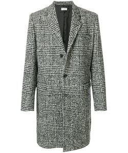 Éditions M.R | Prince Of Wales Coat Men Polyamide/Viscose/Mohair/Virgin
