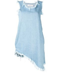 Marques Almeida | Marquesalmeida Frayed Denim Dress M
