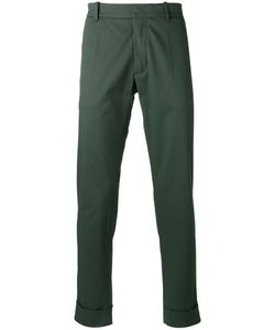 Antonio Marras | Straight Trousers 48 Cotton/Spandex/Elastane