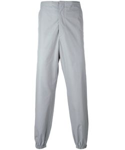Jil Sander | Gathe Ankle Trousers 44 Cotton