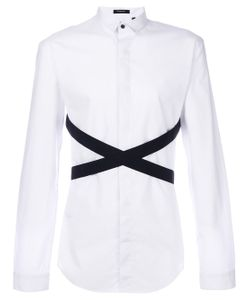 Unconditional | Cross Strap Shirt