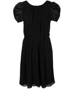 Giorgio Armani | Платье Со Складками Спереди