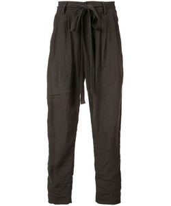 ZIGGY CHEN | Drop-Crotch Trousers 50