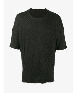 THE VIRIDI-ANNE | Knitted T-Shirt Size 4