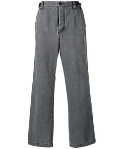 Sacai   Wide Leg Skater Trousers Size 1