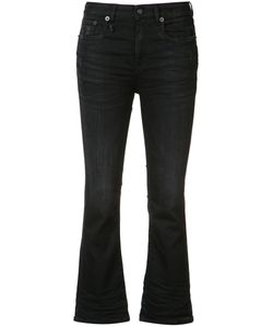 R13   Cropped Jeans Size 28