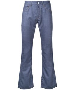 JUNYA WATANABE COMME DES GARCONS | Junya Watanabe Comme Des Garçons Man Contrast Pockets Bootcut Jeans