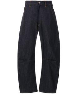 Y'S | Bow Leg Jeans