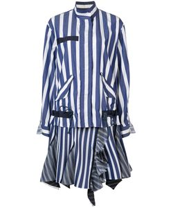Sacai | Striped Dress 1