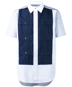 GANRYU COMME DES GARCONS | Contrast Shirt Size Small