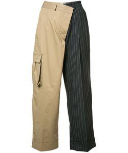 Monse | Pinstripe Cargo Trousers