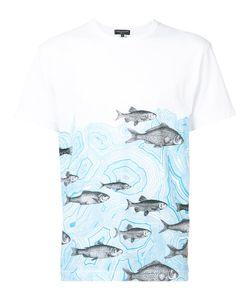 COMME DES GARCONS HOMME PLUS | Comme Des Garçons Homme Plus Fish Print T-Shirt Size Small