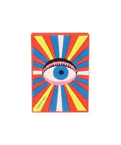 Olympia Le-Tan | Eye Book Clutch Cotton