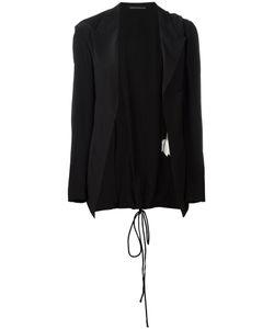 YOHJI YAMAMOTO VINTAGE | Cord Lace-Up Blazer Size