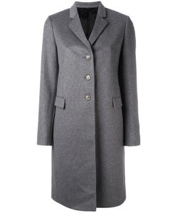 Paul Smith | Classic Single-Breasted Coat 46 Cashmere/Wool/Cupro