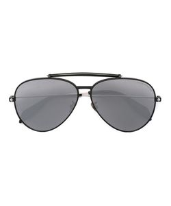 Alexander McQueen | Солнцезащитные Очки Piercing Shield