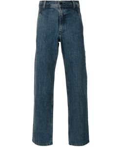 A.P.C. | A.P.C. Buttoned Pockets Straight Jeans