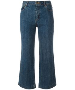 A.P.C. | Fla Cropped Jeans 27 Cotton