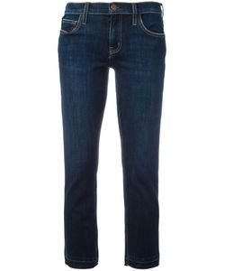 Current/Elliott | Bootcut Cropped Jeans 31