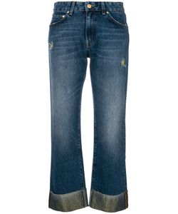 Department 5 | Cropped Jeans With Flare Women