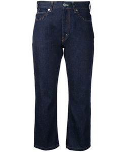 Serge De Blue | Cropped Jeans 27 Cotton