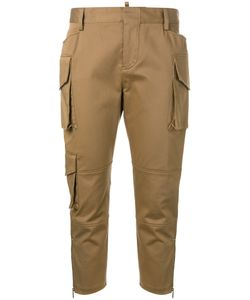 Dsquared2 | Skinny Cropped Cargo Pants Size 44