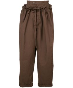 CRAIG GREEN | Loose-Fit Trousers Small Cotton/Nylon/Polyester